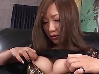 Hot japan girl Aika in beautiful sex video