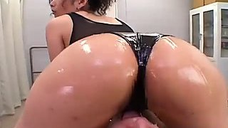 Large wobblers japanese mother i'd like to fuck oiled body massage